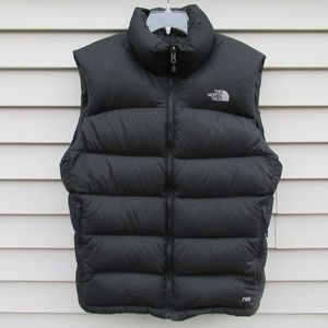 THE NORTH FACE Nuptse 700 Down Fill VEST Jacket L